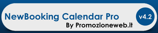 NewBooking.it Calendar By Promozioneweb.it